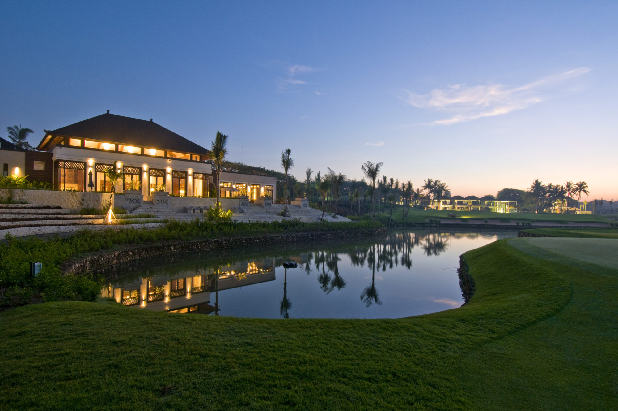 Bali National Golf Club International Associate Clubs